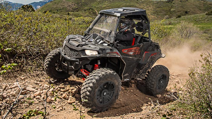 Polaris ACE 900 XC - THE XC TRAIL PACKAGE
