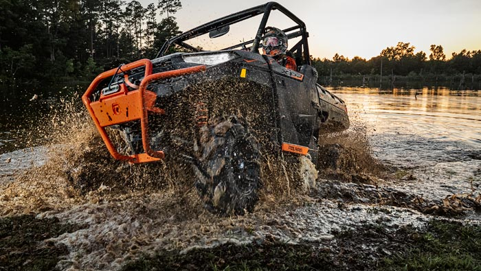 Ranger XP® 1000 EPS Highlifter Edition - THE ULTIMATE MUDDING UTILITY SIDE-BY-SIDE