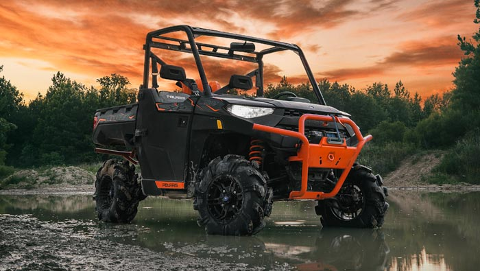 Ranger XP® 1000 EPS Highlifter Edition - THE WORLD'S MOST POWERFUL SXS