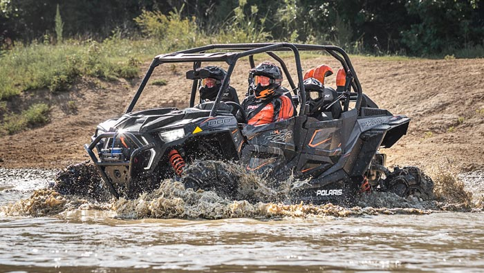 RZR XP 1000 EPS High Lifter Edition - POWER THROUGH THE DEEP MUD