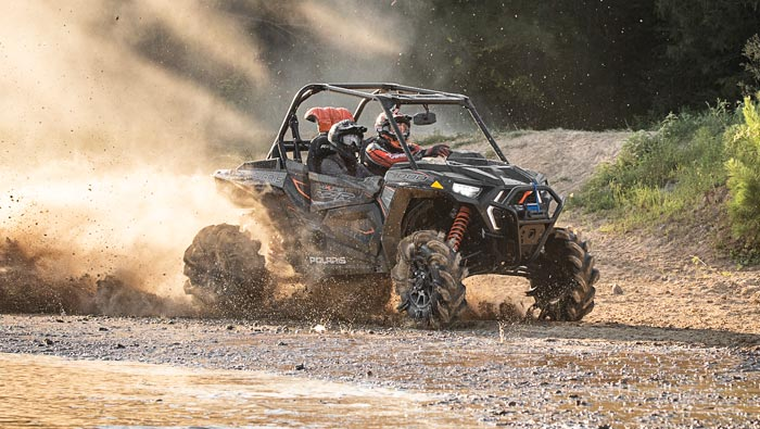 RZR XP 1000 EPS High Lifter Edition - COMFORT AND CONVENIENCE FOR THE MUD
