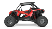 HIGH PERFORMANCE RZR XP® Turbo