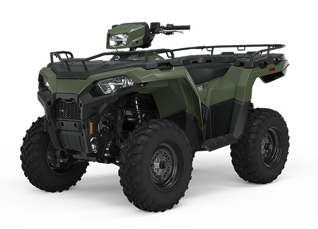Sportsman® 450 H.O. EPS