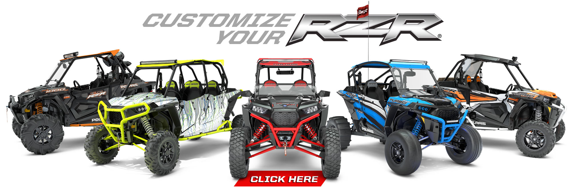 Customize your RZR