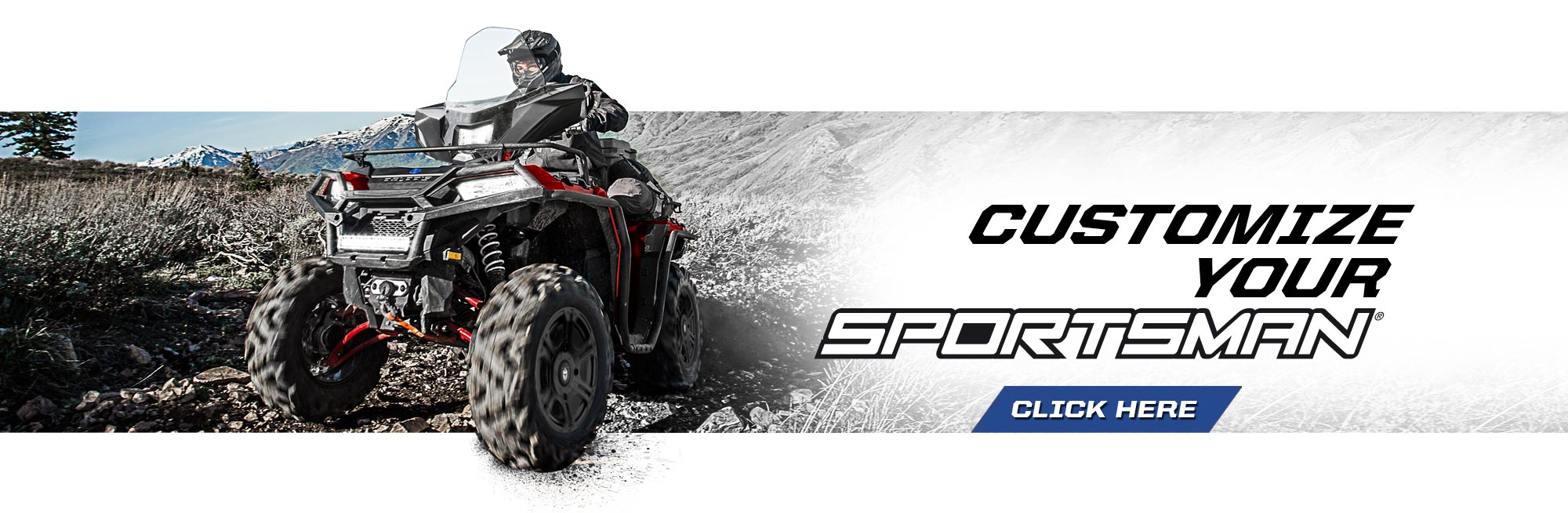 Customize your Sportsman